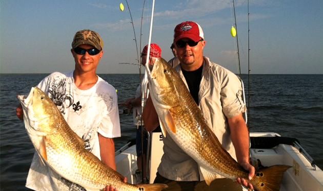Dirty habits fishing charters venice la redfish boat for Venice la fishing charters